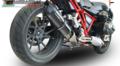 イタリア GPR FUCA FURORE CARBONLOOK(公道仕様) スリップオン マフラー BMW R1200R 2015- BMW.76.FUCA