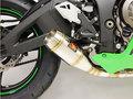 Competition Werkes GP Slip-on マフラー ステンレス Kawasaki ZX10R  11-13 WK1003-S