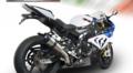 イタリア GPR GPE TITANIUM ショート レーシング スリップオン マフラー S1000RR 2015- (競技走行専用) BMW.75.RACE.GPE