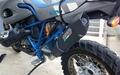 イタリア GPR GPE EVO ブラックチタン スリップオンマフラーHP2ENDURO 06-09 BMW.22.GPEBLT