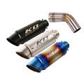 KO Lightning / 245/300 Type:A~F スリップオン マフラー / スズキ V-ストローム V-STROM 1000 2014- ( VU51A )