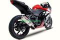 USヨシムラ TRS スリップオン マフラー Ninja 250R 08-12   1407265  la