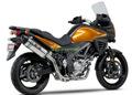 USヨシムラ R-77 3/4 システム マフラー V-STROM 650/ABS  2013  1162040520