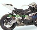 HOT BODIES MGP スリップオン マフラー BMW S1000RR 10-13   21001-2400