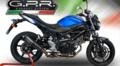 イタリア GPR GPE EVO POPPY(GPEPO)カーボン スリップオンマフラー(公道仕様) SUZUKI SV650 2017- S.193.GPEPO