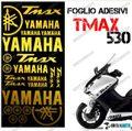 グラフィック デカール TMAX530 KIT FOGLIO  ゴールド