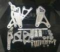 YAMAHA YZF-R1 09-12 社外 レーシングステップキット シルバー CNC Rearsets Rear Set Foot Rest Peg Silver 2009 2010 2011 2012 YAMAHA YZF R1