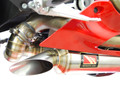 Competition Werkes GP Slip-on マフラー ステンレス Ducati Panigale パニガーレ 12-13  WD1199-S