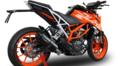 イタリア GPR / FUNE ブラック スリップオンマフラー  / KTM DUKE デューク 390 2017-  /KTM.87.FUNE