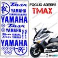グラフィック デカール TMAX 01-07 KIT FOGLIO  ブルー 500