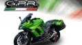 イタリア GPR FAST CAN POWERCONE(PC) スリップオンマフラー(公道仕様) Kawasaki Ninja 1000 2011-2016 K.158.PC