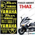 グラフィック デカール TMAX 01-07 FOGLIO 500 イエロー