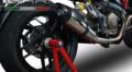 イタリア GPR GPE EVO TITANIUM スリップオン マフラー (触媒付き公道仕様)DUCATI MONSTER 821 2015-D.115.GPE