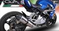 イタリア GPR GPE EVO チタン フルエキゾーストマフラー BMW G310R / G310GS 2017年式以降 CO.BMW.93.GPAN.TO