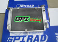 YZF-R6 99-02 GPI オールアルミラジエター GPI racing radiator for Yamaha YZF-R6 R6 1999-2002 2000 2001