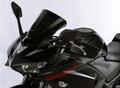 ドイツ MRA スクリーンレーシング ブラック YZF-R25/R3 15-