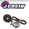 J.COSTA XRP バリエーター+J.COST 強化ベルト 駆動系キット T-MAX 530 12-