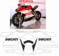 グラフィック デカール 車体用 / Ducati 1199 パニガーレ PANIGALE / CHAMPIONSHIP EDITION