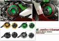 G.selections / エンジンスターター クラッチ プロテクター カバー クラッシュガード スライダー V1 / Kawasaki カワサキ  NINJA400 ニンジャ 400 / 250 2018- ( EX400G )( EX250P )/ 4色