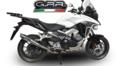 イタリア GPR POWER CROSS スリップオン マフラー VFR800X 2015H.241.PCX