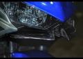G.selections /フロント下部用 エアロ 空力 ウィングレット カーボンカラー V.1  / ヤマハ YZF-R3 YZF-R25 2015-2018  / 2色 /