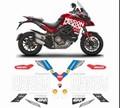 カスタム グラフィック デカール ステッカー 車体用 / ドゥカティ ムルティストラーダ 1260 / モトGP MOTO GP 2019 レプリカ