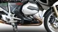 イタリア GPR レーシング エキゾーストリンクパイプ 触媒除去 BMW R1200RT 2015-