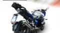 イタリア GPR PC Powercone(公道仕様) スリップオン マフラー BMW R1200RS 2015- BMW.78.PC