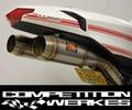 コンペティション・ワークス フェンダーレスキット YZF-R3/R25