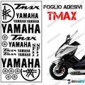 グラフィック デカール TMAX 08-11 KIT FOGLIO CAREN ブラック 500
