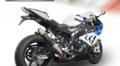 イタリア GPR DC DEEPTONE CARBON スリップオン マフラー S1000RR 2015- (公道仕様) BMW.75.DC