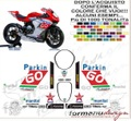 MV AGUSTA F3 REPLICA PARKIN GO グラフィック デカール セット KIT ADESIVI DECAL STICKERS MV AGUSTA F3 REPLICA PARKIN GO