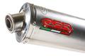 イタリア GPR / チタニウム Ovale スリップオン マフラー 公道仕様 / ホンダ HONDA CBR400R 2013-2018 H.220.TO