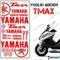 グラフィック デカール T MAX 08-11 FOGLIO 500 レッド