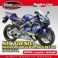 グラフィックデカール CBR600RR 03-06 モビスター MotoGP Kit Adesivi ufficiali HONDA MOVISTAR CBR 600 RR 03 04 05 06 MotoGP Alta Qualit?!