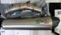 イタリア GPR GPE TITANIUM S/O マフラー R1200GS 10-12 即納特価在庫品