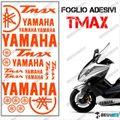 グラフィック デカール TMAX KIT 08-11 FOGLIO 500 オレンジ