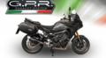 イタリア GPR SPI 触媒付き(公道仕様) フルエキマフラーMT-09 トレーサー 14- CO.Y.180.SPI