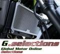 G.selections /ラジエーター プロテクター ガード グリル カバー / Kawasaki カワサキ  NINJA400 ニンジャ 400 / 250 2018- ( EX400G )( EX250P )