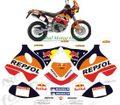 グラフィック デカール KTM LC4 640 ADVENTURE レッドブル REPSOL