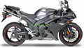 TWO BROTHERS YZF-R1 07-08 M-2 カーボン デュアル スリップオン マフラー  005-1740407V