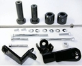 フレームスライダー GSX1300R 隼 99-07 Motorcycle Frame Slider