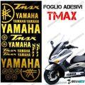 グラフィック デカール 車体用  / ヤマハ TMAX  500 01-07 / KIT FOGLIO  ゴールド