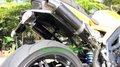 Danmoto  Carbon GP ボルトオン マフラー トライアンフ スピードトリプル1050 05-15  EX-00096