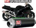 USヨシムラ RS-3 カーボン/チタン B/O マフラー GSX1300R 隼  99-07