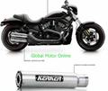 KERKER Kシリーズ S/O マフラー Night Rod/Street Rod  132-71134  la