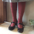 mokono Pumps wool くつ下