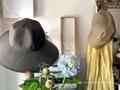 マチュアーハ mature-ha.  garden hat ガーデンハット