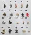 金魚チャーム1~20種類