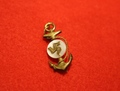 ISLE OF MAN BROOCH Anchor [B]